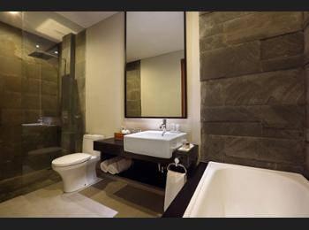 Samaja Villas Kunti - Vila, 1 kamar tidur, kolam renang pribadi Hemat 62%