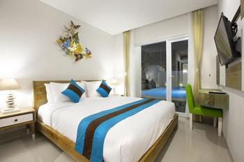Hotel Casa Kayu Aya Seminyak - Kamar Deluks, akses ke kolam renang Pesan lebih awal dan hemat 10%