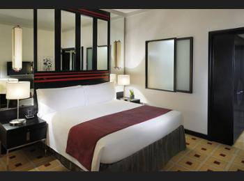 Mandarin Orchard Singapore - Meritus Club King Room Diskon: 10%