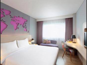 ibis Styles Jakarta Airport - Kamar Superior, 1 Tempat Tidur Double Regular Plan