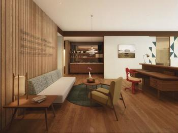 Katamama Bali - Suite, pemandangan samudra (Rooftop) Hemat 35%