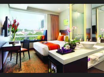 Park Regis Singapore - Standard Room, 1 Queen Bed (Merchant)