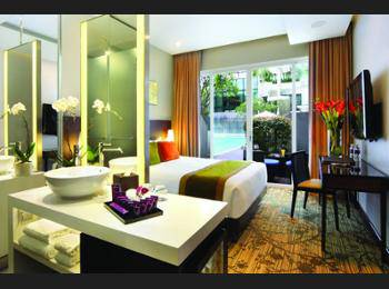Park Regis Singapore - Standard Room, 1 Queen Bed (Quay)