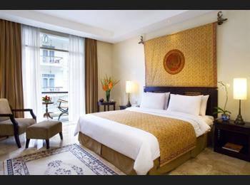 The Phoenix Hotel Yogyakarta - Kamar Deluks, pemandangan kolam renang Regular Plan