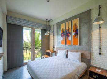 FRii Bali Echo Beach Bali - Kamar, pemandangan samudra Pesan lebih awal dan hemat 10%