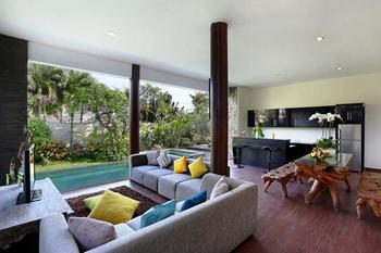 Pandawa Beach Villas & Spa Bali - Deluxe Double Room, 1 Bedroom, Pool View Diskon!