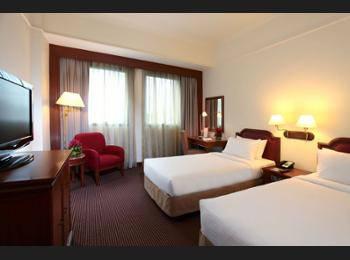 The Elizabeth Hotel Singapore - Superior Room Penawaran menit terakhir: hemat 20%