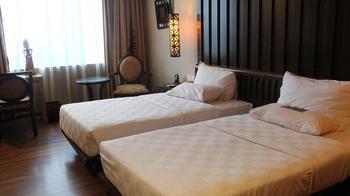 The Royal Surakarta Heritage Solo - Kamar Deluks, 2 Tempat Tidur Twin Regular Plan
