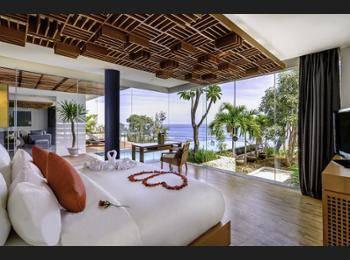 Anantara Uluwatu Bali Resort - Vila, 3 kamar tidur, pemandangan samudra (2 king and 1 twin bed) Regular Plan