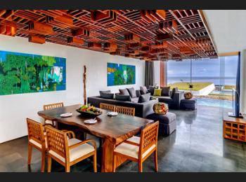 Anantara Uluwatu Bali Resort - Two Bedroom Ocean Front Villa Regular Plan