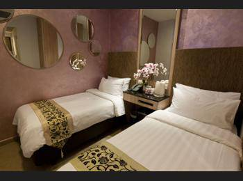 Fragrance Hotel Riverside - Standard Double or Twin Room, No Windows