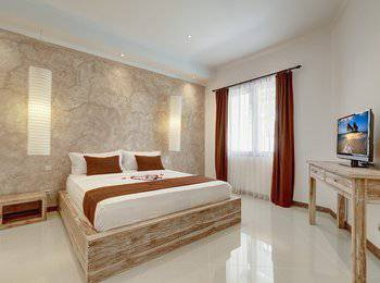 Nipuri Resort Seminyak Bali - suite studio one bedroom with breakfast Daily great Deal