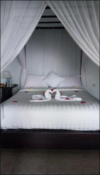 Puri Sunset Homestay Bali - Deluxe Room Double Regular Plan