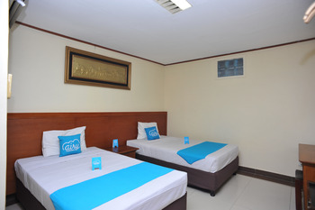 Airy Denpasar Utara HOS Cokroaminoto 63 Bali - Superior Twin Room Only Regular Plan