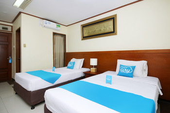 Airy Denpasar Utara HOS Cokroaminoto 63 Bali - Deluxe Double Room Only Special Promo 5