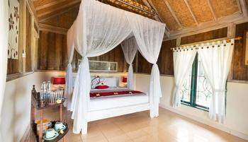 Umasari Rice Terrace Villa Bali - Joglo Double Room Basic Deal