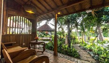 Umasari Rice Terrace Villa Bali - Wooden House Basic Deal