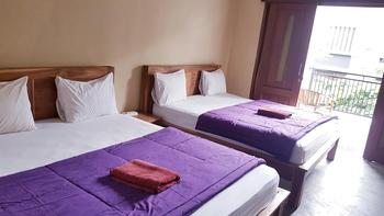 Ketapang Guest House Bali - Two Double Bed Regular Plan
