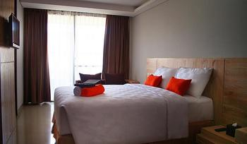 Edelweiss Boutique Kuta Bali - Kamar Junior Suite Regular Plan