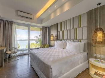 The Crystal Luxury Bay Resort Nusa Dua - Bali Bali - Deluxe Ocean View Rooms - King Regular Plan