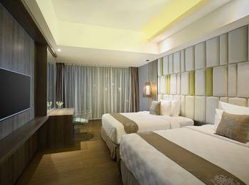 The Crystal Luxury Bay Resort Nusa Dua Bali - 1. Deluxe Room Regular Plan