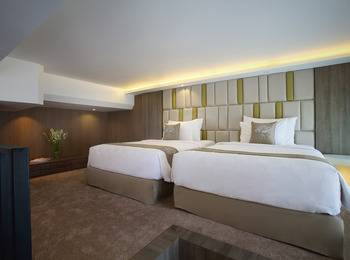 The Crystal Luxury Bay Resort Nusa Dua Bali - Family Suite Room Only Special Deal