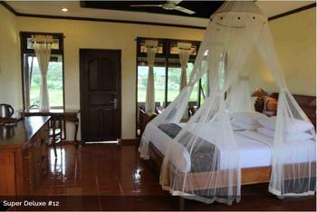 Tegal Sari Accomodation Bali - Double Room With Terrace Super Deluxe Wooden Room Only Basic Deal