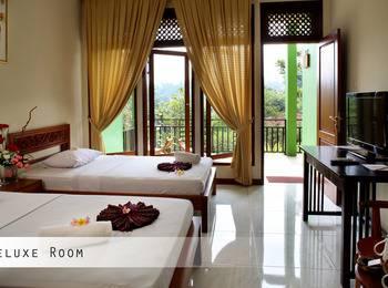 Athalia Resort Bogor - Deluxe Room With Breakfast Regular Plan