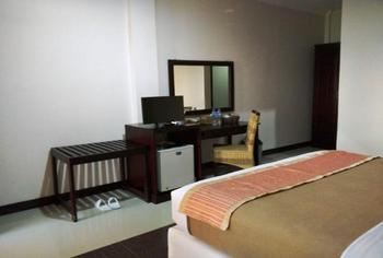 Kalaki Beach Hotel Bima - Standard Double Room Regular Plan