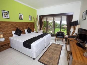 S Resorts Hidden Valley Bali - Superior Twin Pool / Garden View Regular Plan