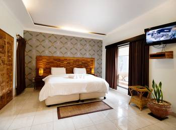 S Resorts Hidden Valley Bali - The Legend Series - VIP Suite Mid Year Sale