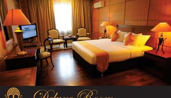 Hotel Bumi Senyiur Samarinda - Deluxe Double Room Only Regular Plan