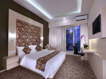Quest San Hotel Denpasar - Superior Room Only Regular Plan