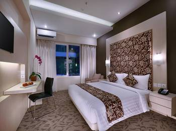 Quest San Denpasar by ASTON Denpasar - Deluxe Room Only Regular Plan