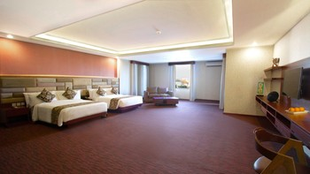 Quest San Denpasar by ASTON Denpasar - Executive Suite Room Regular Plan