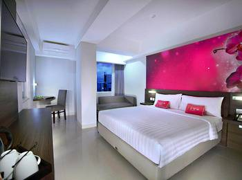 fave hotel Panakkukang - Deluxe Room with Breakfast Regular Plan