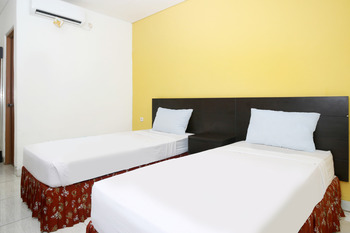 Prime Cailendra Yogyakarta - Standard Twin Room NON Refundable Regular Plan