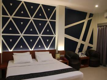 Hotel Roditha Banjarmasin - Deluxe Room Only Regular Plan