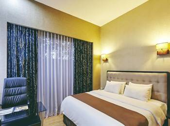 Griptha Hotel Kudus -  Family Room Regular Plan