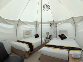 Chevilly Resort and Camp Bogor - Camp Twin Regular Plan