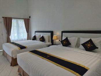 Chevilly Resort and Camp Bogor - Family 2 Bedroom  Regular Plan