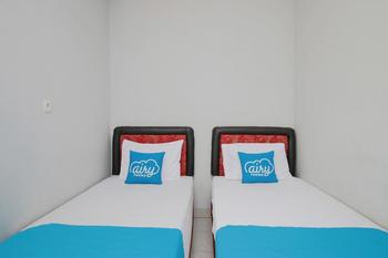 Airy Eco Budi Cimahi Bandung - Deluxe Twin Room Only Special Promo 12