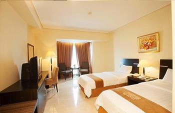 Grand Asia Hotel Jakarta - Superior Twin with breakfast Regular Plan