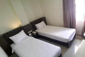 Grand Indobaru Hotel Kepulauan Meranti - Superior Twin Room Regular Plan