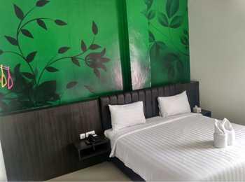 Grand Indobaru Hotel Kepulauan Meranti - Deluxe Double Room Regular Plan