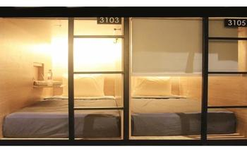 My Studio Hotel Kualanamu Airport Medan Deli Serdang - Studio for 4 pax Regular Plan