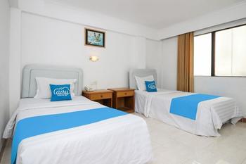 Airy Eco Syariah Klandasan Ulu Ars Muhammad 31 Balikpapan Balikpapan - Standard Twin Room Room Only Special Promo Sep 45