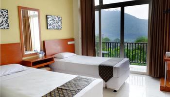 Seulawah Grand View Batu - Comfort Twin Room Only Regular Plan