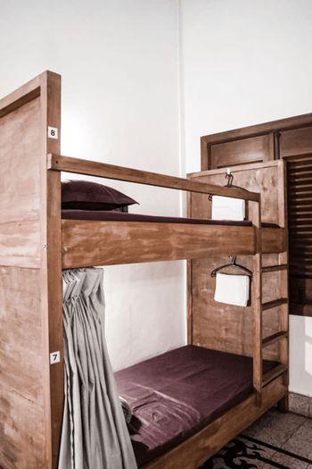 Semeru Hostel Malang - Kamar Tidur untuk dua orang Regular Plan