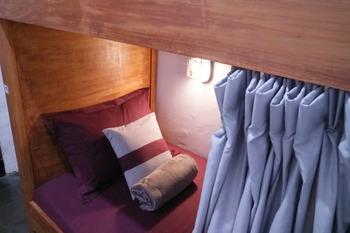 Semeru Hostel Malang - Kamar Tidur untuk dua orang tamu Regular Plan